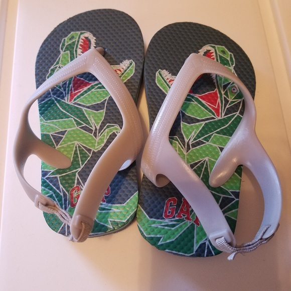 GAP Other - GAP Dino Toddler Sandals